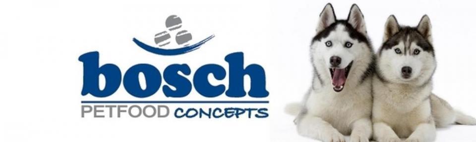 Bosch - корм для вашего питомца