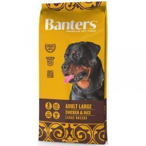 Banters Adult Large Сухой корм для собак крупных пород Курица/Рис
