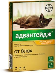 Bayer Advantage для кошек