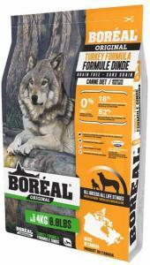 Boreal Original Сухой беззерновой корм для собак Индейка