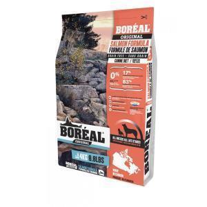Boreal Original Сухой беззерновой корм для собак Лосось