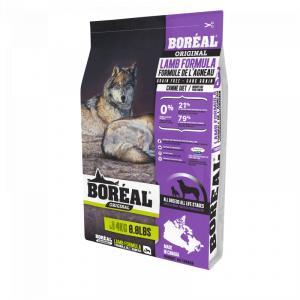 Boreal Original Сухой беззерновой корм для собак Ягненок
