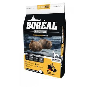 Boreal Proper Сухой низкозерновой корм для собак крупных пород Курица