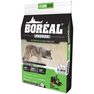 Boreal Proper Сухой низкозерновой корм для собак Курица