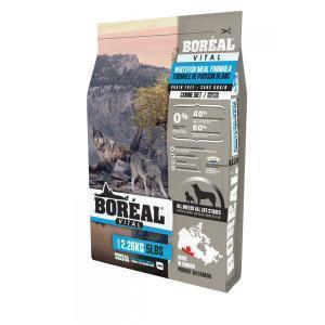 Boreal Vital Сухой беззерновой корм для собак Белая рыба