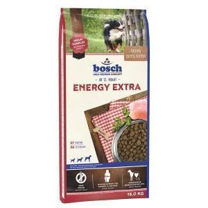 Bosch Extra Energy сухой корм для взрослых активных собак 15 кг