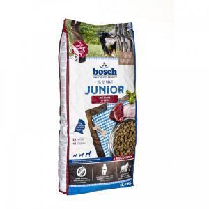 Bosch Junior Lamb & Rice сухой корм для щенков с чувствительным пищеварением