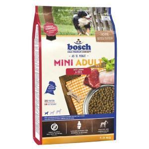 Bosch Mini Adult Lamb & Rice сухой корм для взрослых собак маленьких пород
