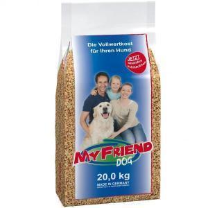 Bosch My Friend сухой корм для взрослых собак со средним уровнем активности 20 кг
