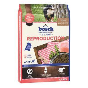 Bosch Reproduction сухой корм для беременных и кормящих собак 7,5 кг