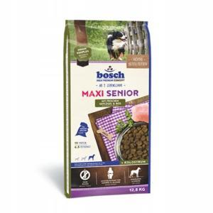 Bosch Senior Maxi Poultry & Rice сухой корм для пожилых собак крупных пород 12.5 кг