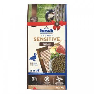 Bosch Sensitive Ente&Kartoffel Сухой корм для собак Утка/Картофель