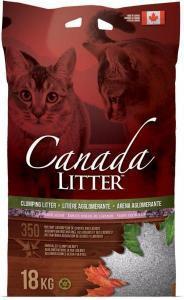Canada Litter lavanda наполнитель с ароматом лаванды