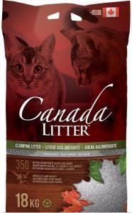 Canada Litter Unscented наполнитель без запаха