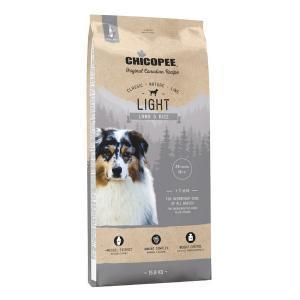 Chicopee CNL Light Lamb&Rice Сухой облегченный корм для собак Ягненок/Рис