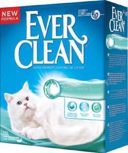 Ever Clean Aqua Breeze наполнитель с ароматом Морской бриз