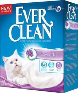 Ever Clean Lavander наполнитель с ароматом лаванды