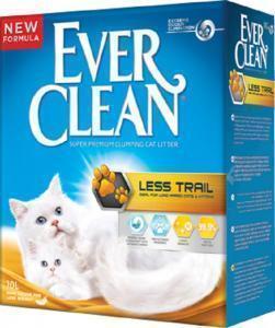 Ever Clean Less Track наполнитель для длинношерстных кошек