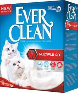 Ever Clean Multiple Cat наполнитель для нескольких кошек