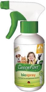 GreenFort neo Био спрей для кошек