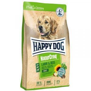 Happy Dog NaturCroq Lamm&Reis Сухой корм для собак Ягненок/Рис
