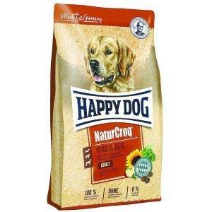 Happy Dog NaturCroq Rind&Reis Сухой корм для собак Говядина/Рис