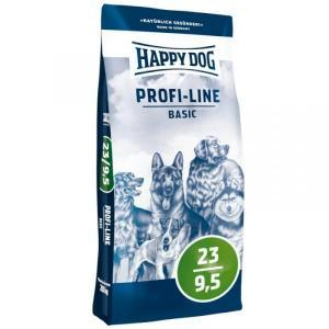 Happy Dog Profi-Line Basic Сухой корм для взрослых собак с нормальными потребностями в энергии