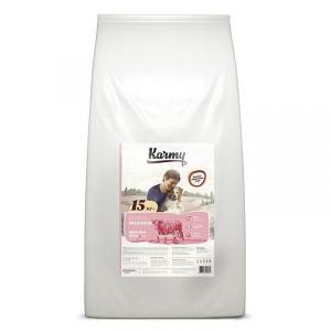 Karmy Delicious Medium&Maxi Сухой корм для привередливых собак средних и крупных пород, Телятина