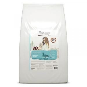 Karmy Hypoallergenic Сухой корм для кошек, склонных к аллергии, Утка
