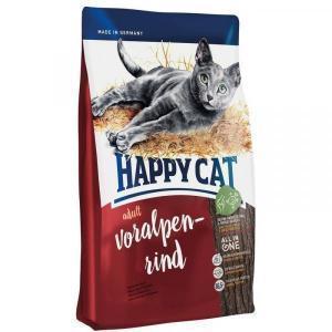 Корм для кошек Happy Cat Supreme с говядиной