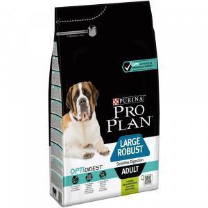 Корм для собак Purina Pro Plan Optidigest Large Robust ягненок с рисом 14 кг (для крупных пород)
