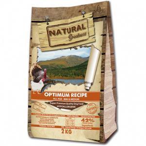 Natural Greatness Optimum Recipe Large сухой корм для крупных собак