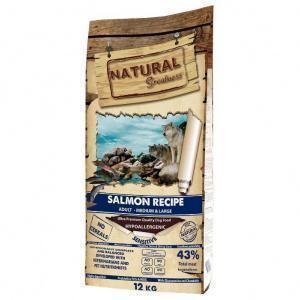 Natural Greatness Salmon Recipe Sensitive сухой корм для собак