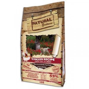 Natural Greatness Сухой корм для щенков всех пород Курица