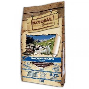 Natural Greatness Сухой корм для собак мелких пород Лосось
