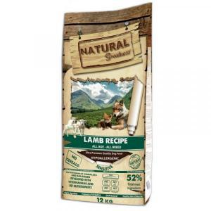 Natural Greatness Сухой корм для собак всех пород и возрастов Ягненок