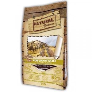 Natural Greatness Top Mountain Сухой корм для кошек Кролик