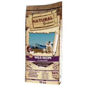 Natural Greatness Wild Recipe сухой корм для собак