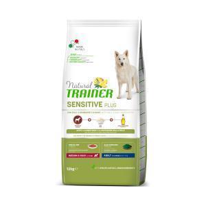 Natural Trainer Sensitive Adult Medium/Maxi Horse для взрослых собак средних и крупных пород Конина