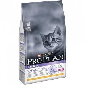 """Pro Plan """"Junior"""" сухой для котят, беременных и кормящих кошек Курица"""