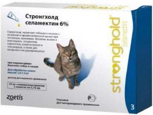 Stronghold для кошек