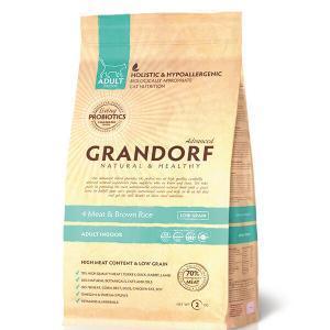 Сухой корм для кошек Grandorf Probiotic Indoor