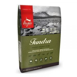 Сухой корм для кошек Orijen Tundra Cat