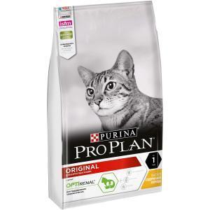 Сухой корм для кошек Purina Pro Plan Adult Feline Chicken