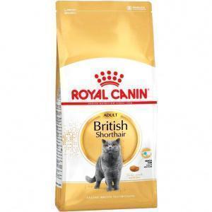Сухой корм для кошек Royal Canin British Shorthair 34