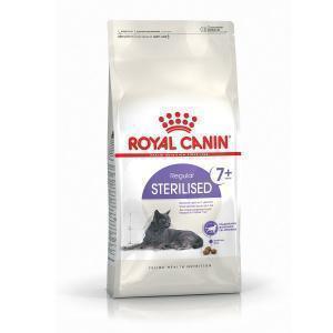 Сухой корм для кошек Royal Canin Sterilised +7