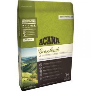 Сухой корм для собак Acana Grasslands