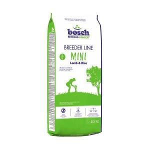 Сухой корм для собак Bosch BreederLine Mini Lamb & Rice
