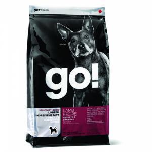 Сухой корм для собак Go! Sensitivity + Shine LID Lamb Dog Recipe Grain Free & Potato Free