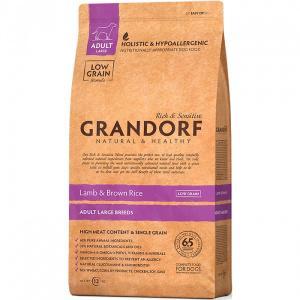 Сухой корм для собак Grandorf Maxi Lamb&Rice
